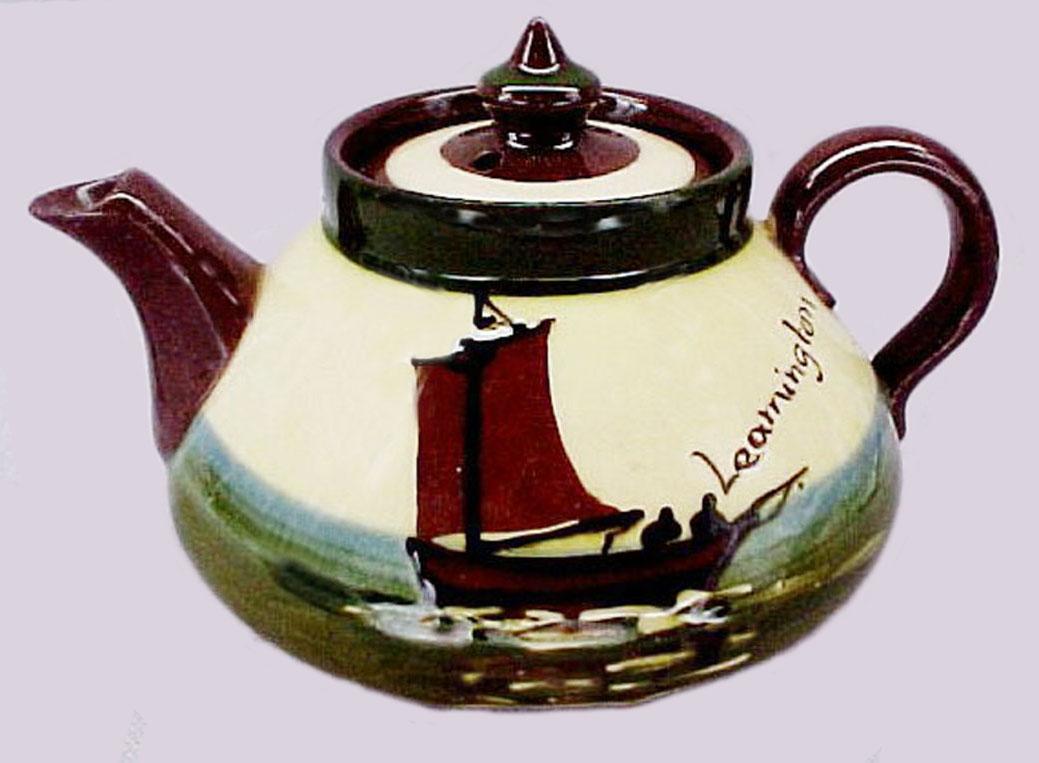 Longpark Pottery teapot-12