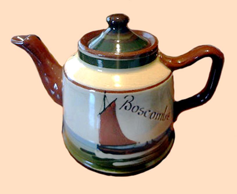 Longpark Pottery teapot-4