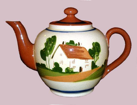 Longpark Pottery teapot-6