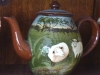 Aller Vale Teapot decorated with Sheep