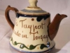 HM Exeter Pottery Teapot with Scandy decoration