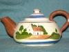 Hele Cross Pottery Teapot