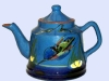 Longpark Pottery teapot-1