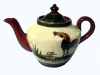 Longpark Pottery teapot-13