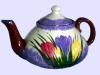 Longpark Pottery teapot-14