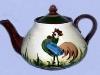 Longpark Pottery teapot-5