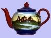Longpark Pottery teapot-9