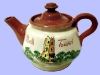 Royal Torquay Pottery teapot