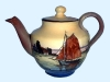 Watcombe Pottery teapot 11