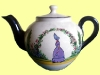 Watcombe Pottery teapot 12