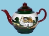 Watcombe Pottery teapot 8
