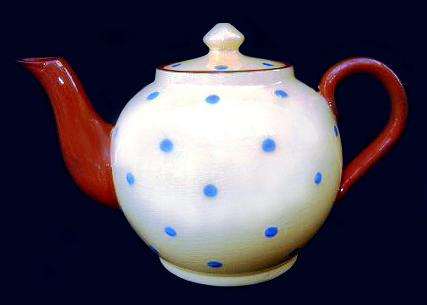 Watcombe Pottery teapot 7