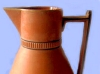 Torquay Terracotta Company. A contemporary shaped jug.