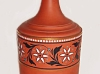 Torquay Terracotta Company.Fine vase turned by William Higginbotton.