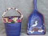Torquay Pottery Bucket and Spade