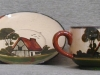 Tor Vale Pottery Cup and Saucer