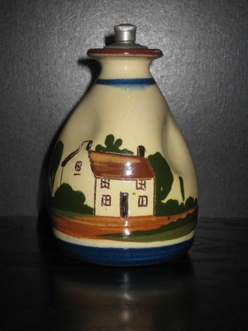 Watcombe Pottery Scent Bottle