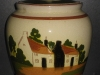 Watcombe Pottery Biscuit Barrel