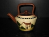 Watcombe Pottery Kettle
