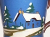 Watcombe Pottery. winter-cottage