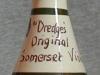 Wesuma Scent Bottle for Dredges original Somerset Violets