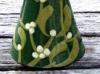 Aller Vale mistletoe vase
