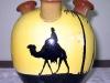 Camel udder vase