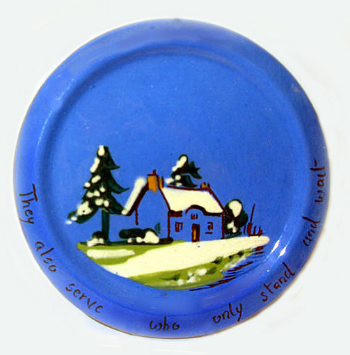 Watcombe winter cottage