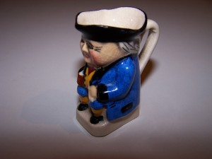 Small Devonmoor Toby Jug