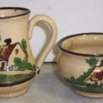 Premier Potteries Preston Cottageware
