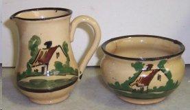Premier Potteries Preston Cottageware